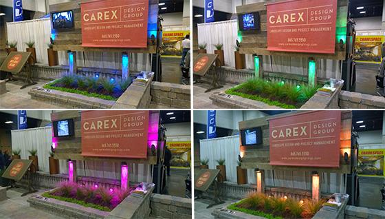 Fx Luminaire Color Changing Landscape Lights Carex Design