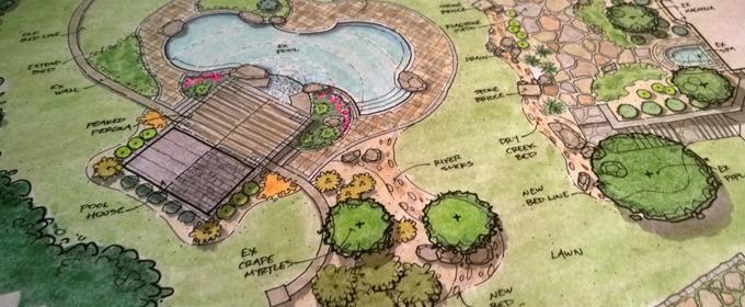 Landscape Design Masterplan